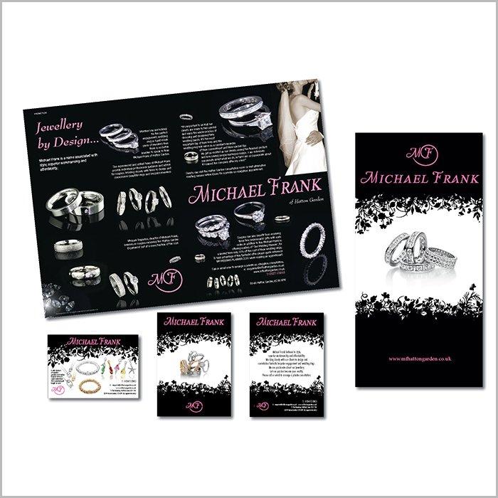 advertising design Michael Frank