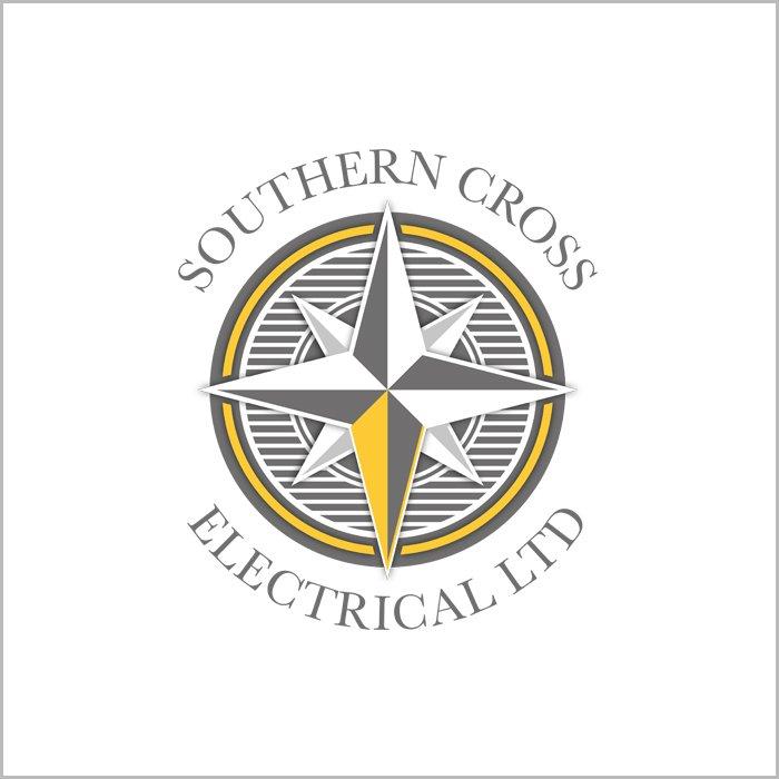 Logo design S CROSS