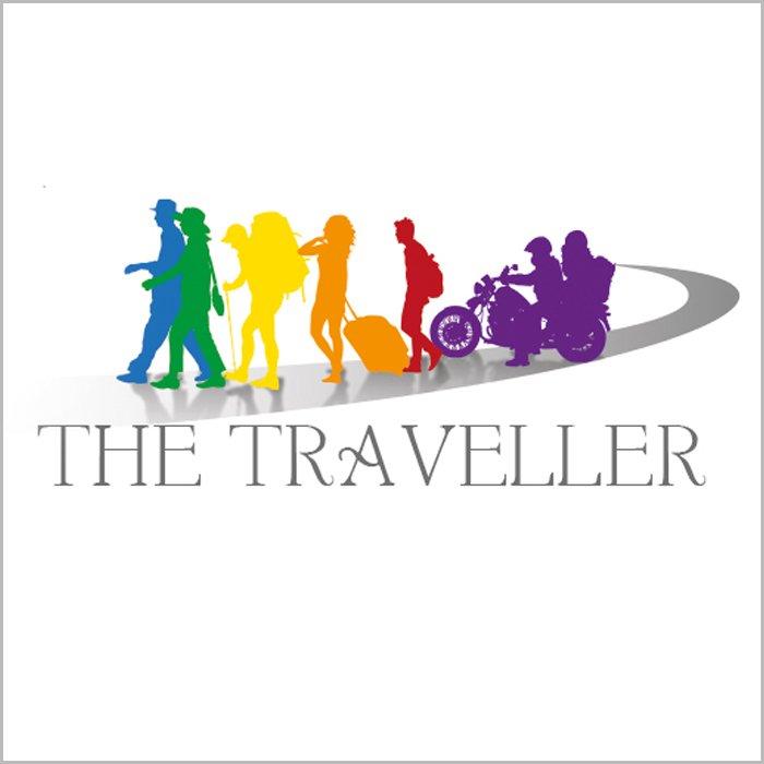 Logo design TRAVELLER