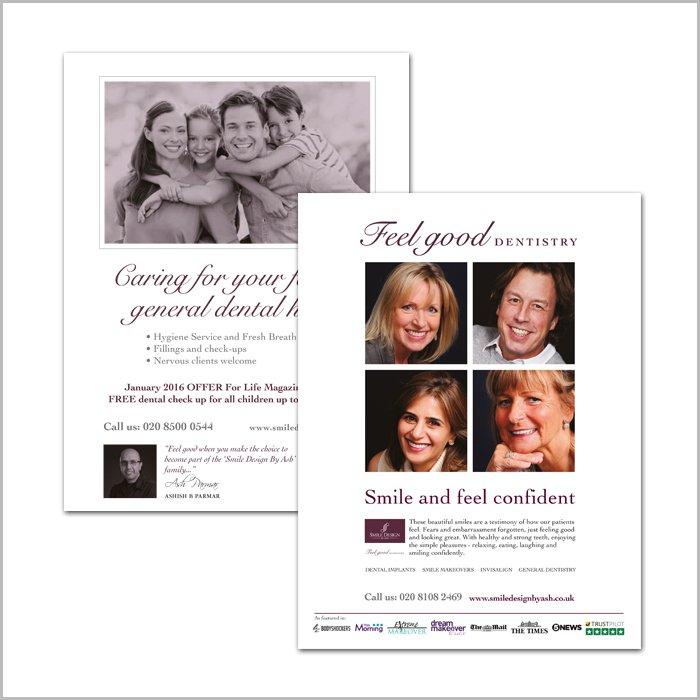advertising design Alex Clarke