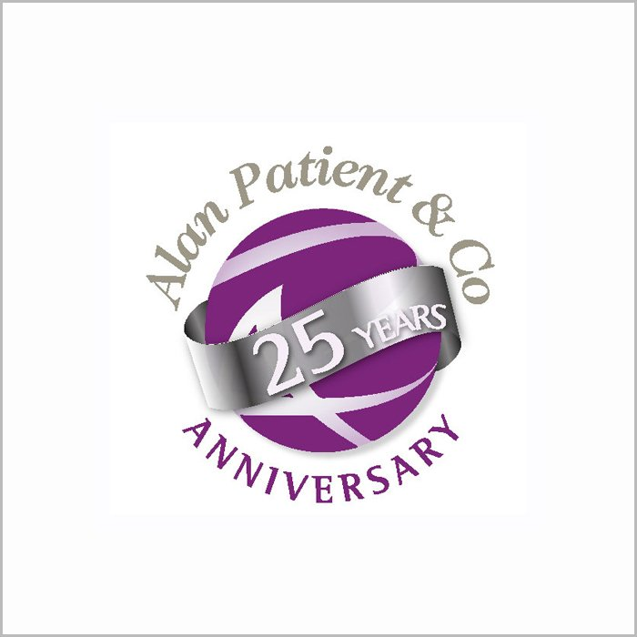 logo design alan patient