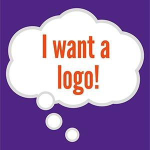 I want a logo