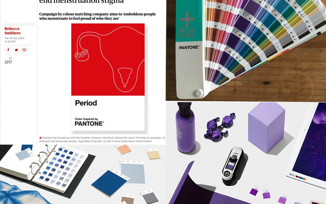 Pantone colours for every eventuality