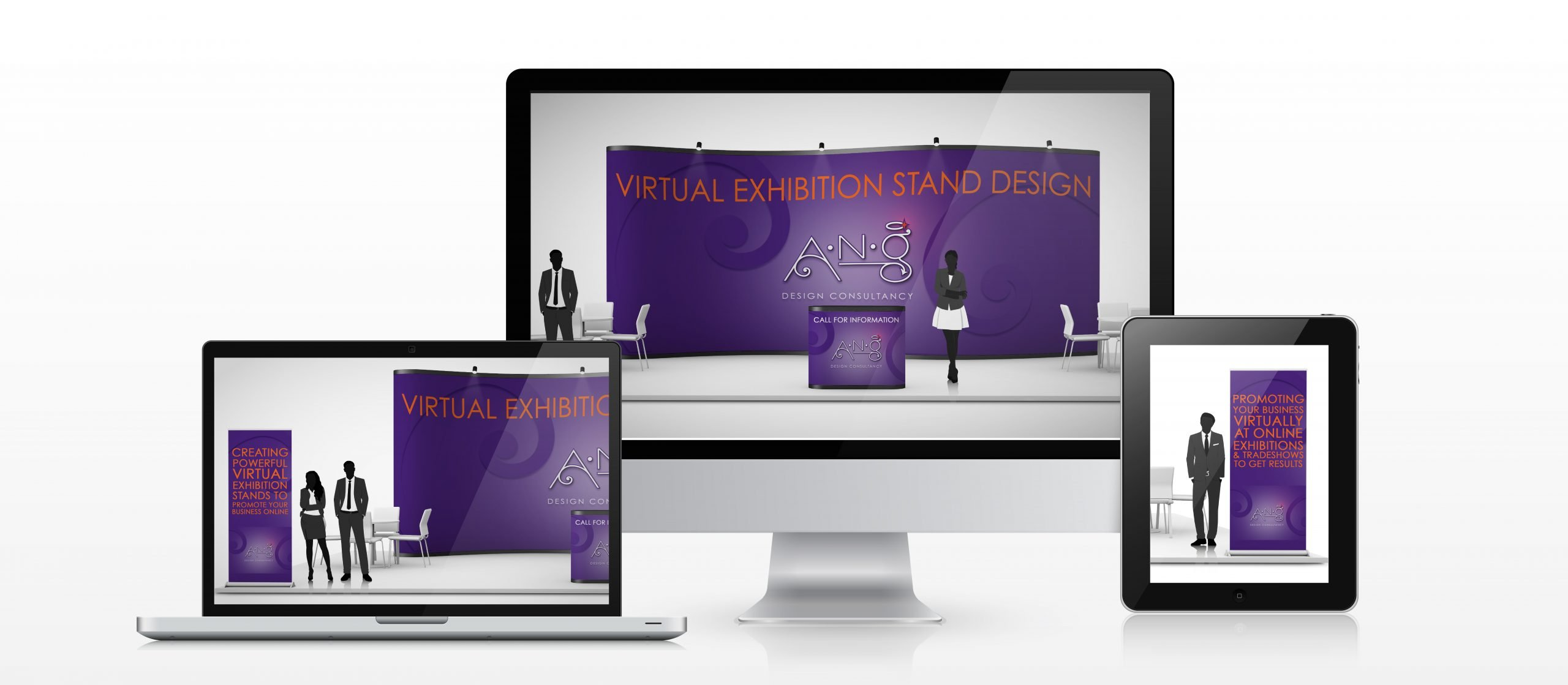 virtual exhibition stand design