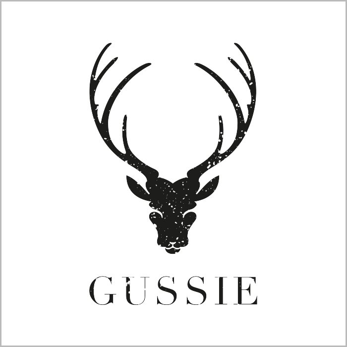 gussie logo