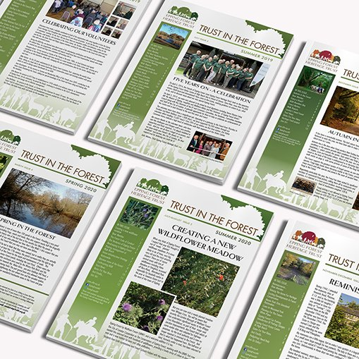 Epping forest Heritage Trust newsletter