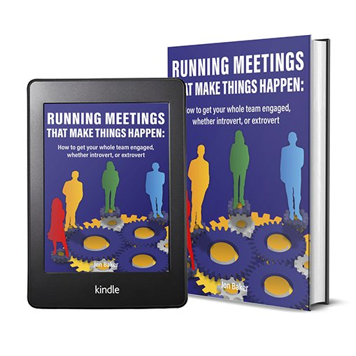 running meetings digital and self published
