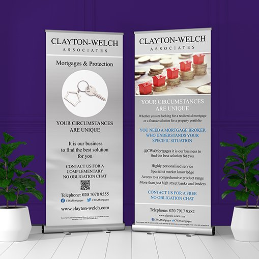 cwa roller banners