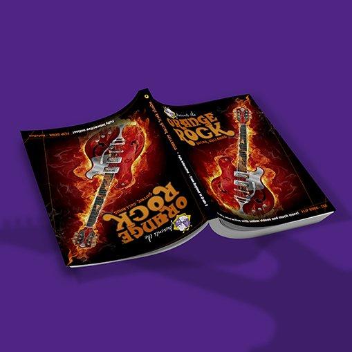 Orange Rock Guitar Syllabus